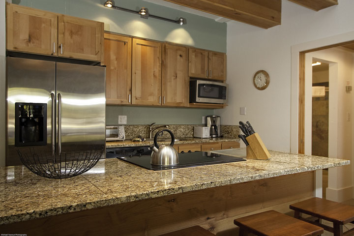 breckenridge gormet kitchen