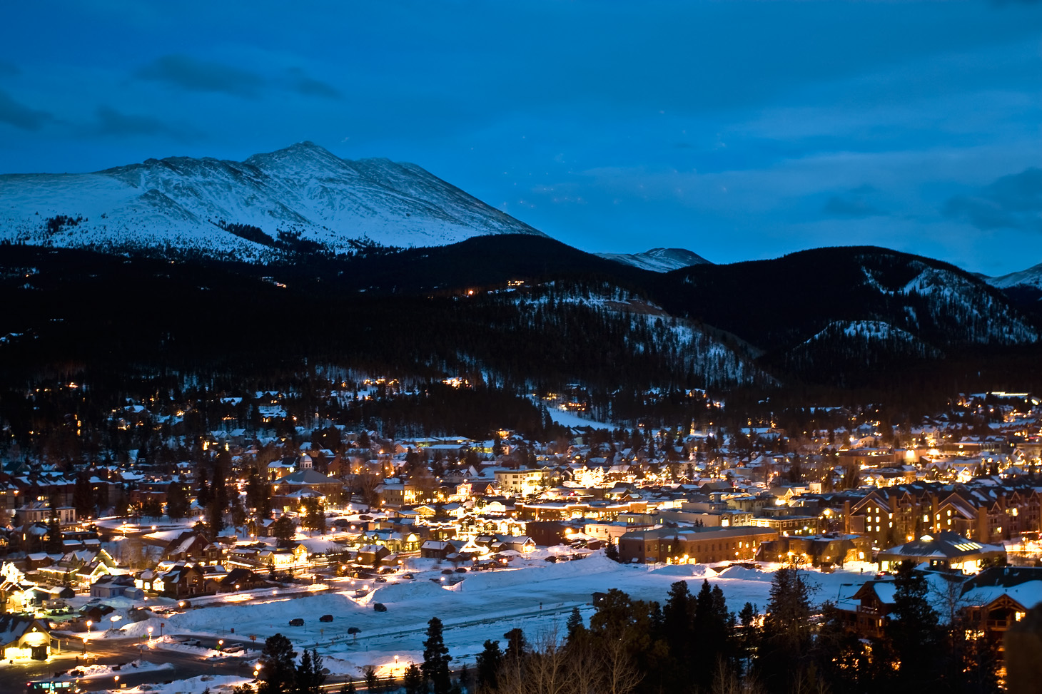 Breckenridge Colorado Lodging